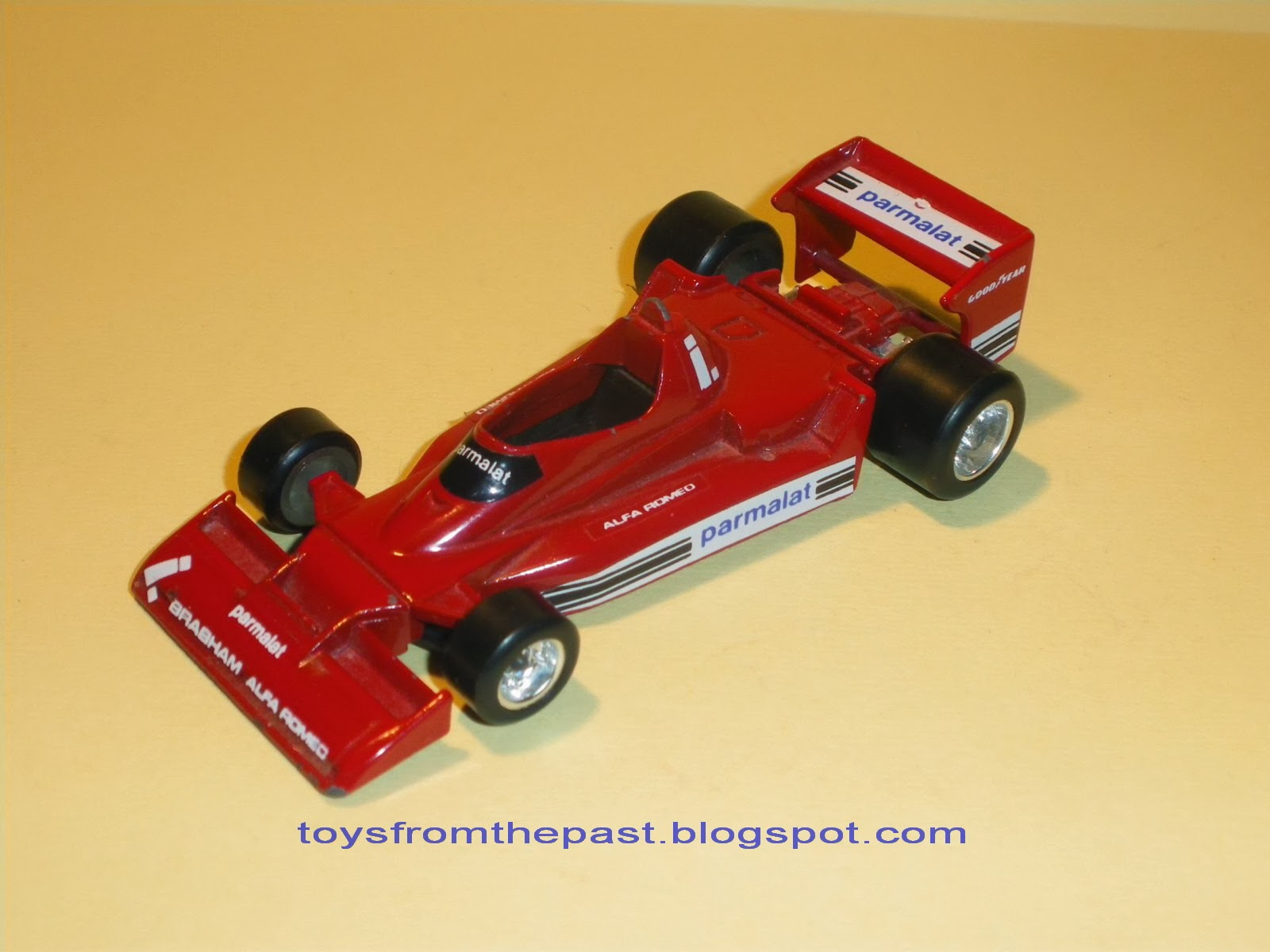 CE106, Brabham Alfa Romeo BT 45 c (1978). (cc-by-nc-nd 3.0 toysfromthepast)