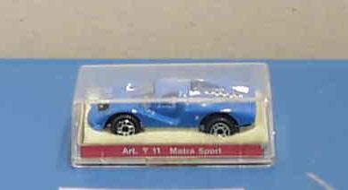 J11, Matra Sport