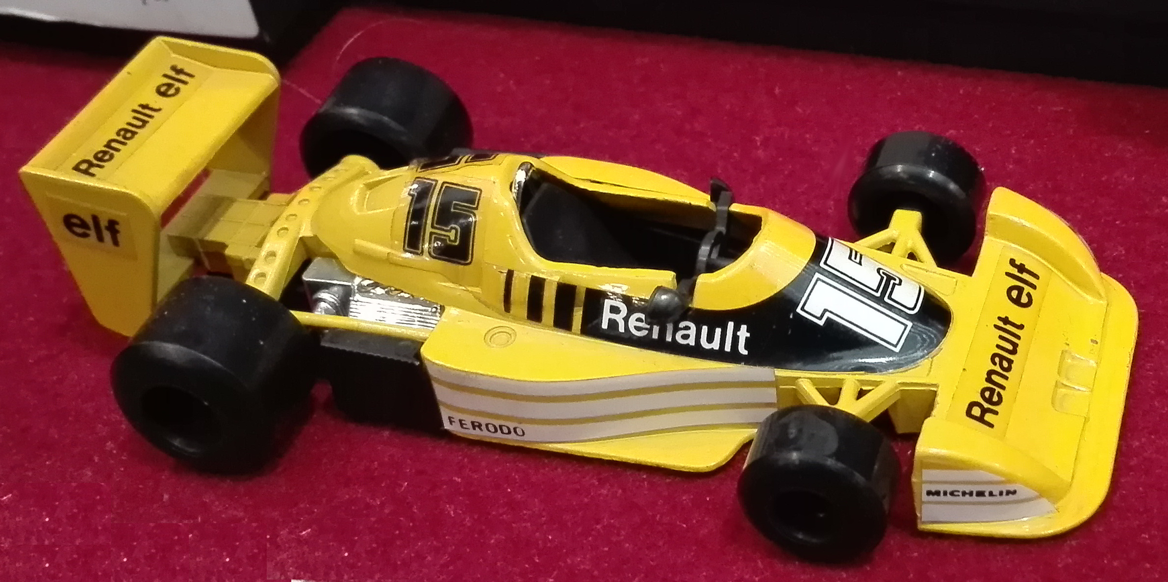 CE105, Renault F1 RS 01 N°15 Jean-Pierre Jabouille (1977) (cc-by-sa my photo)