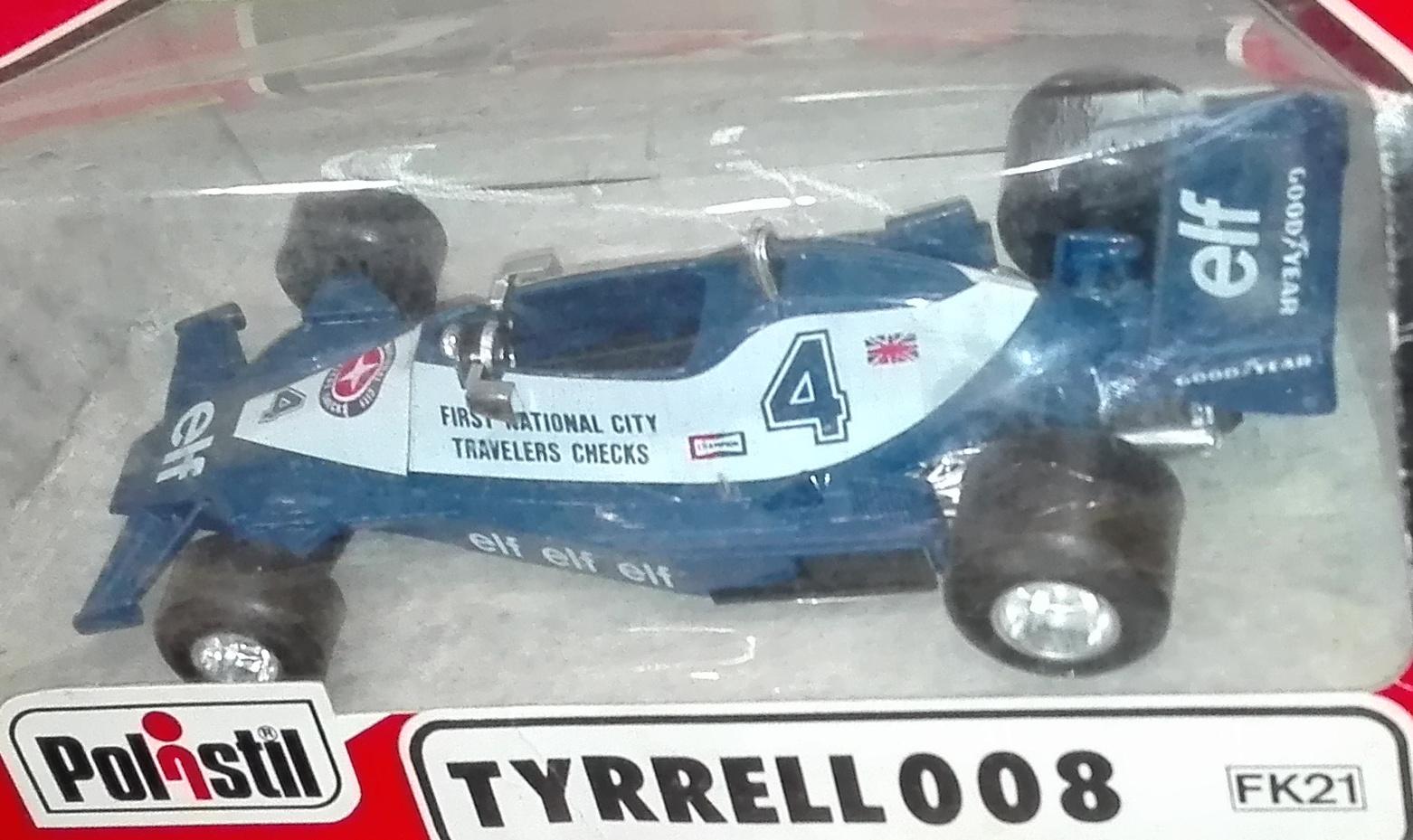 FK21, Tyrrell 008 (cc-by-sa mia foto)