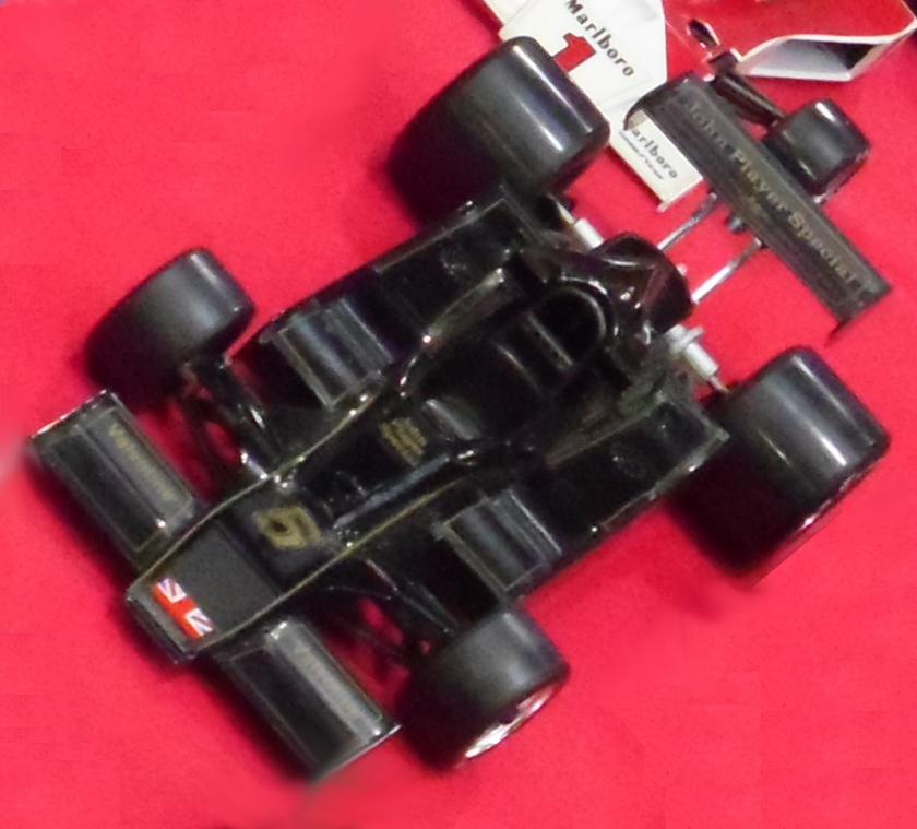 GG5, Lotus F1 78 MKIII JPS N°5 Campione del mondo 1978 M. Andretti (cc-by-sa mia foto)