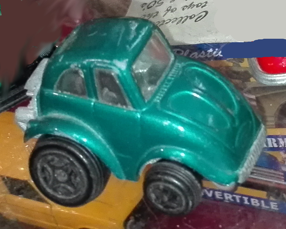 Modello MG23, VolksWagen Beetle (Maggiolino) cc-by-sa mia foto