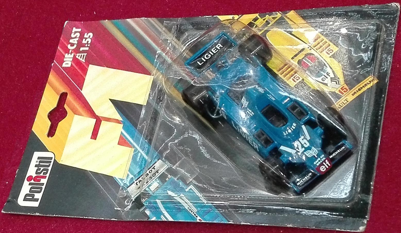 RN2, Ligier JS11 F1 con i colori del team Cafè do Brasil (cc-by-sa my photo)