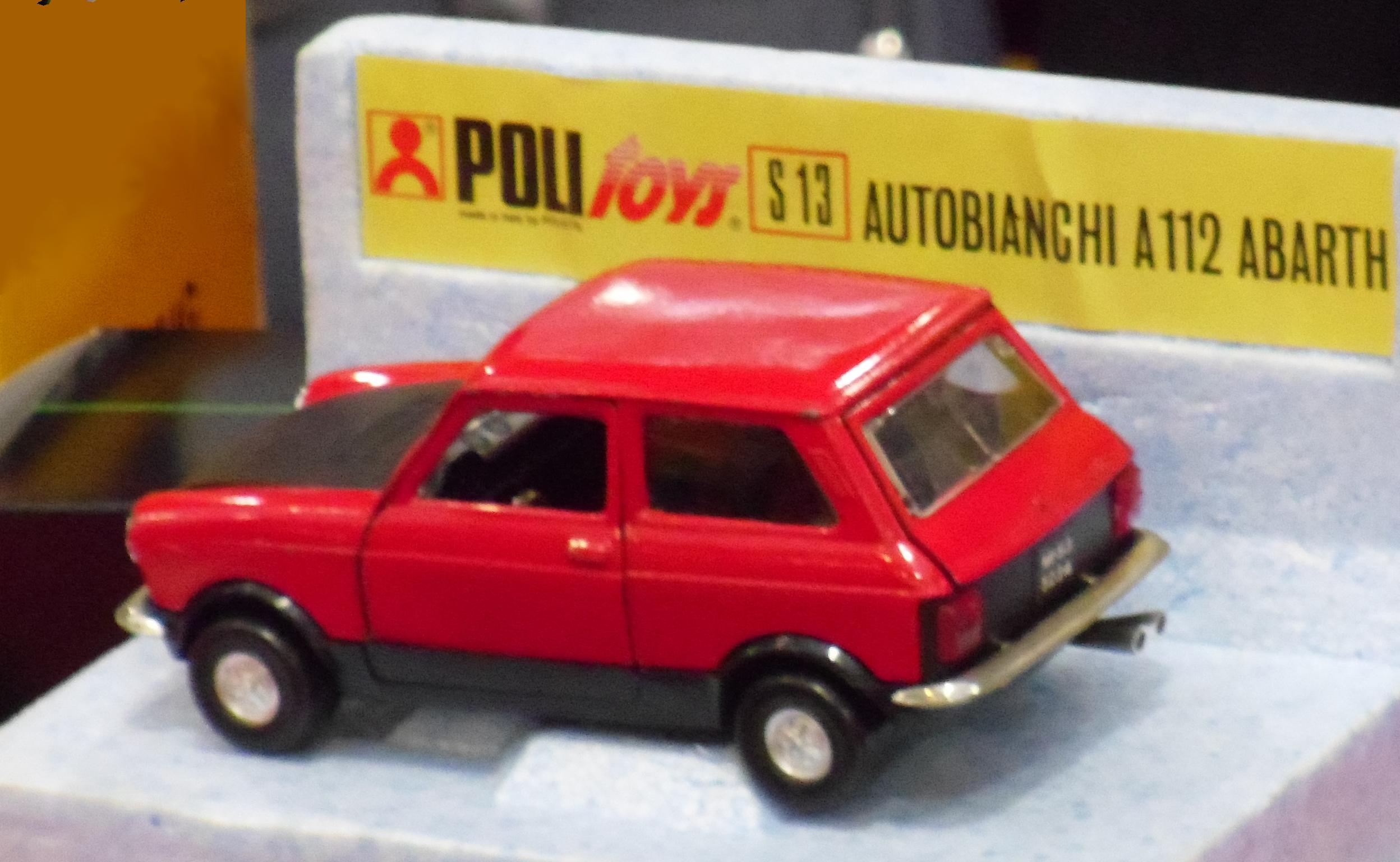 S13, Autobianchi A112 Abarth