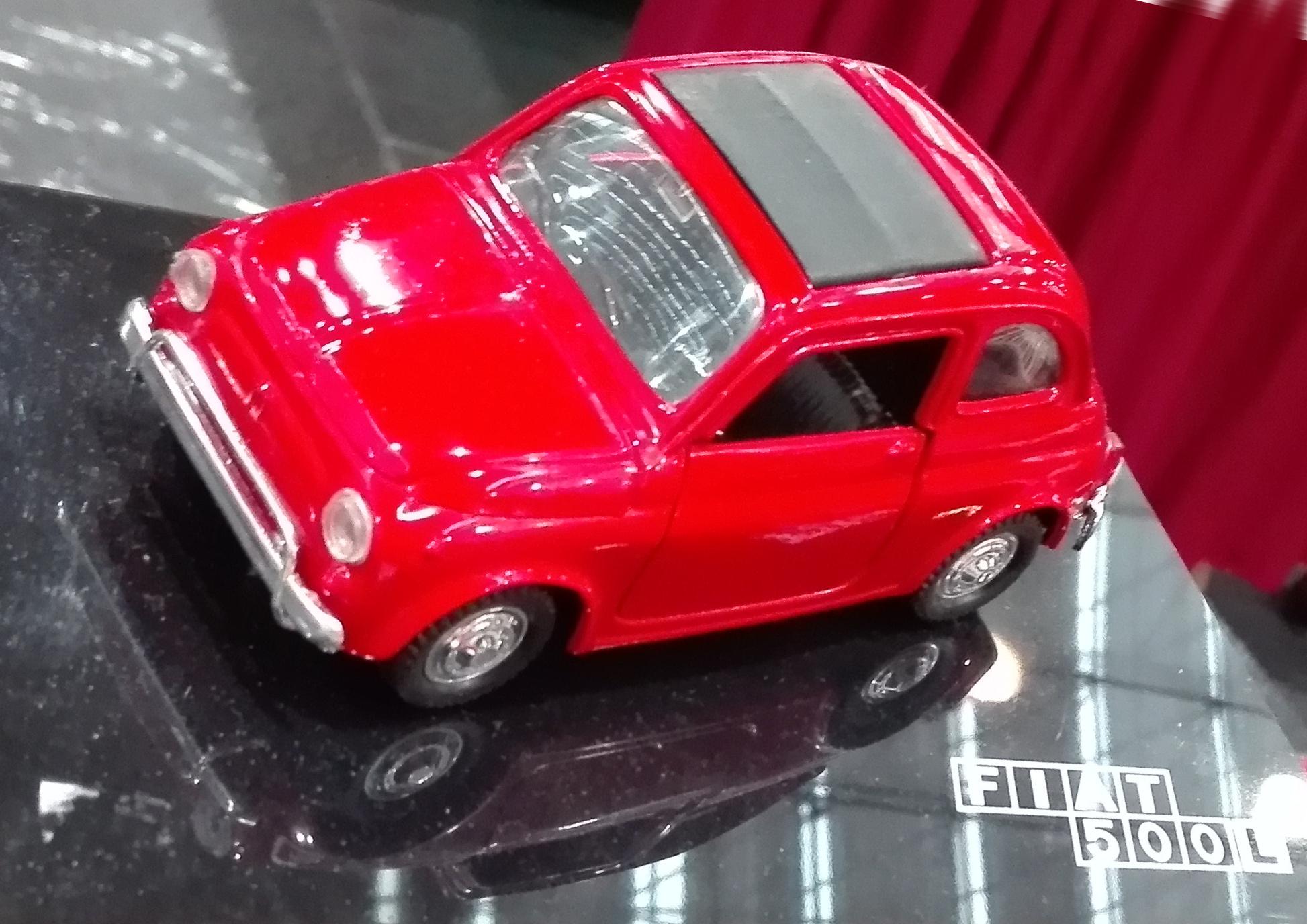 S599, Fiat 500 L