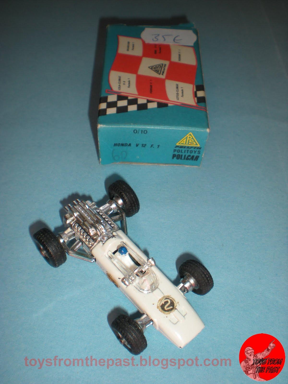 Penny 0/10 Honda V 12 F1 (cc-by-nc-nd 3.0 toysfromthepast)