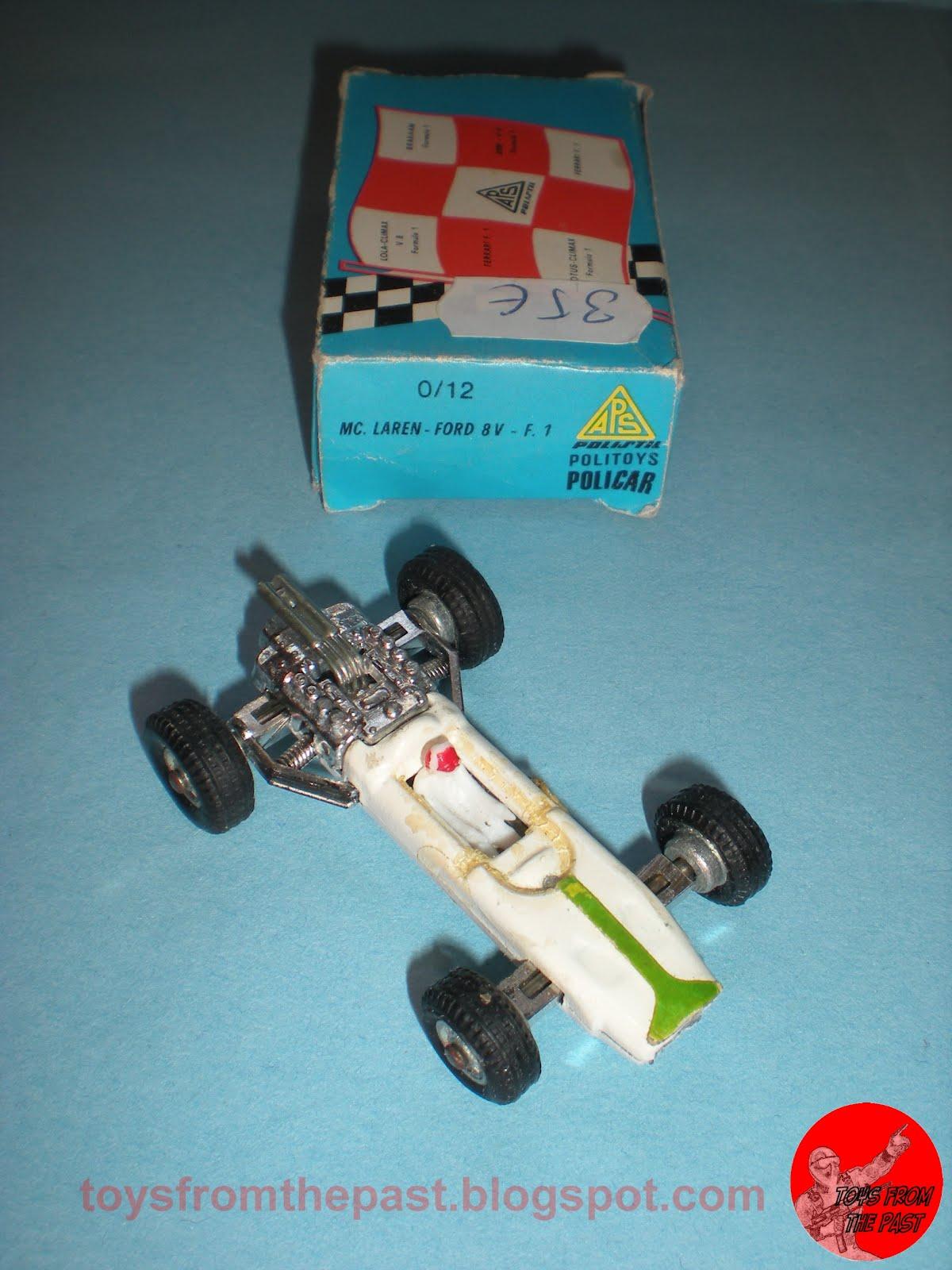 Penny 0/12 Mc. Laren Ford 8V F1 (cc-by-nc-nd 3.0 toysfromthepast)