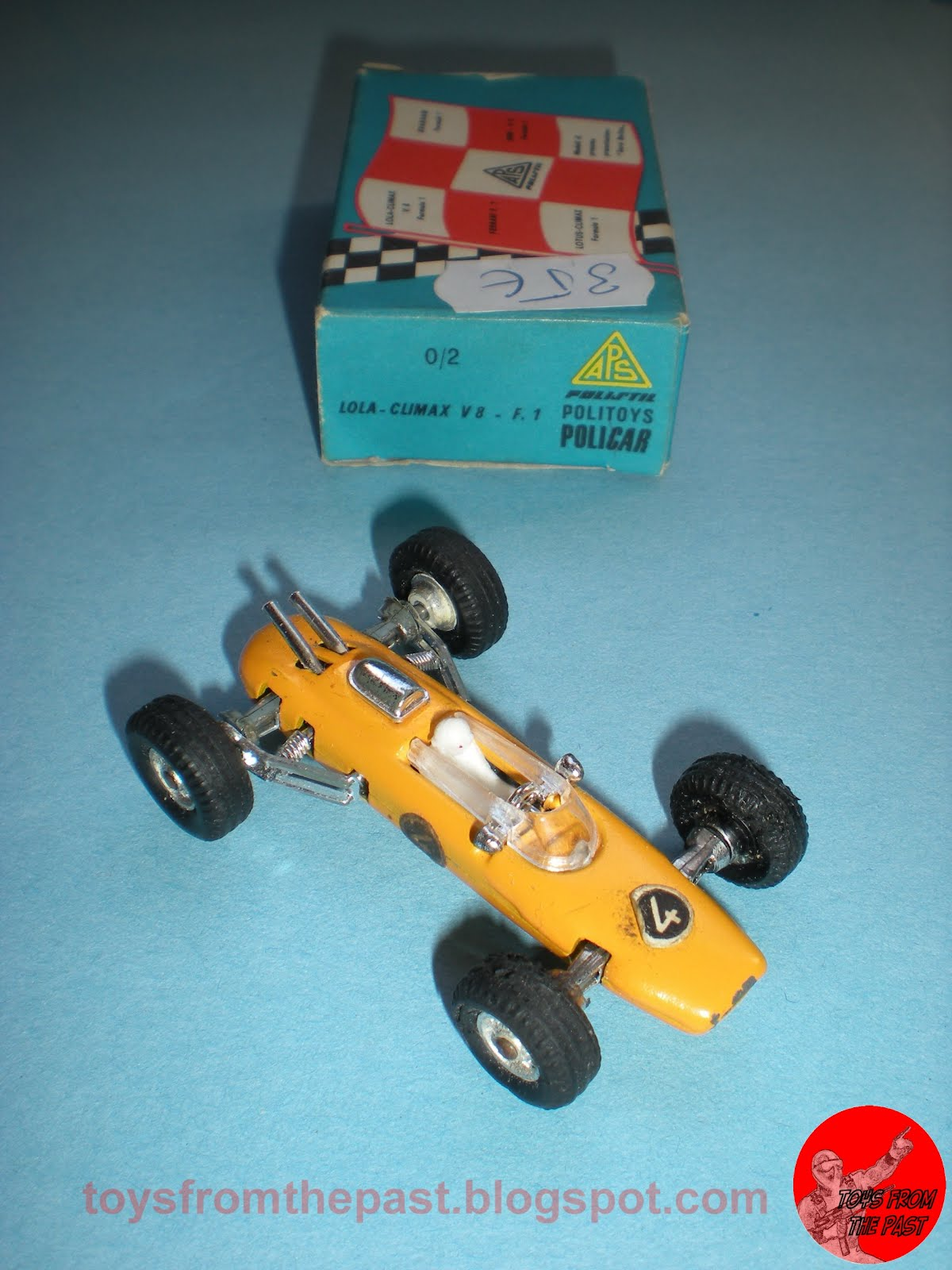 Penny 0/2 Lola Climax V8 – F.1(cc-by-nc-nd 3.0 toysfromthepast)