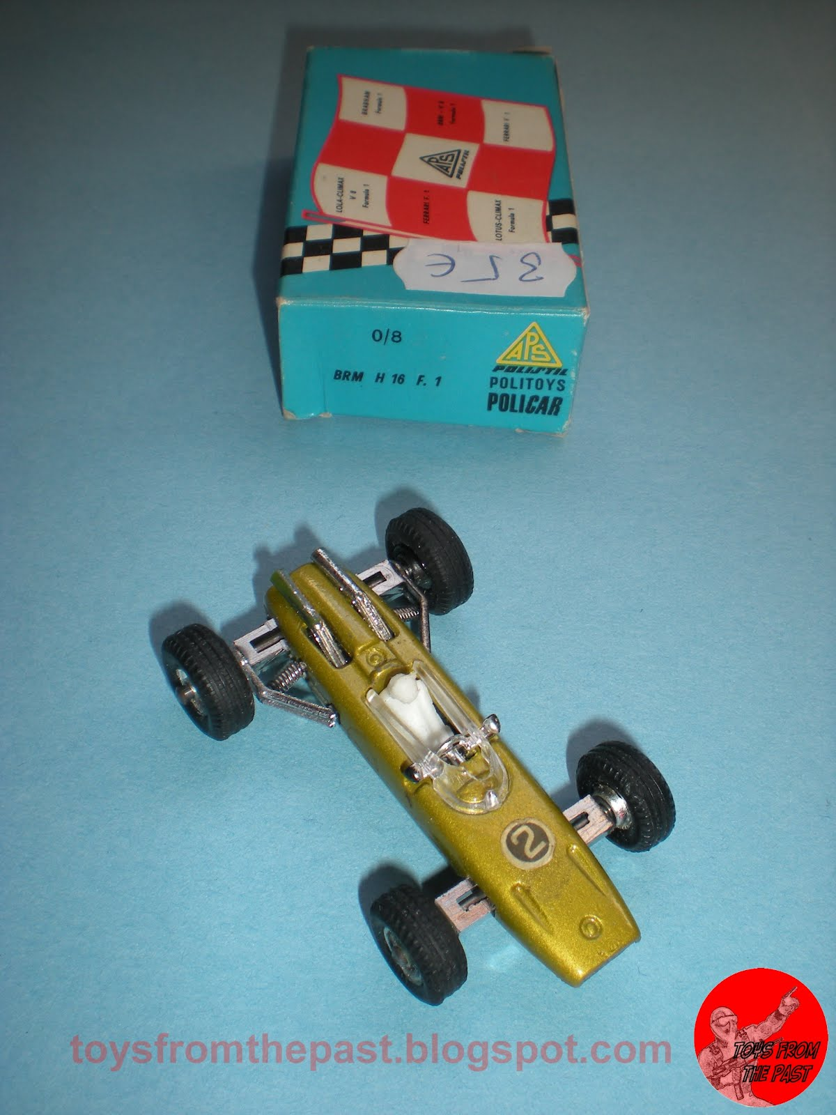Penny 0/8 BRM H 16 F1 (cc-by-nc-nd 3.0 toysfromthepast)