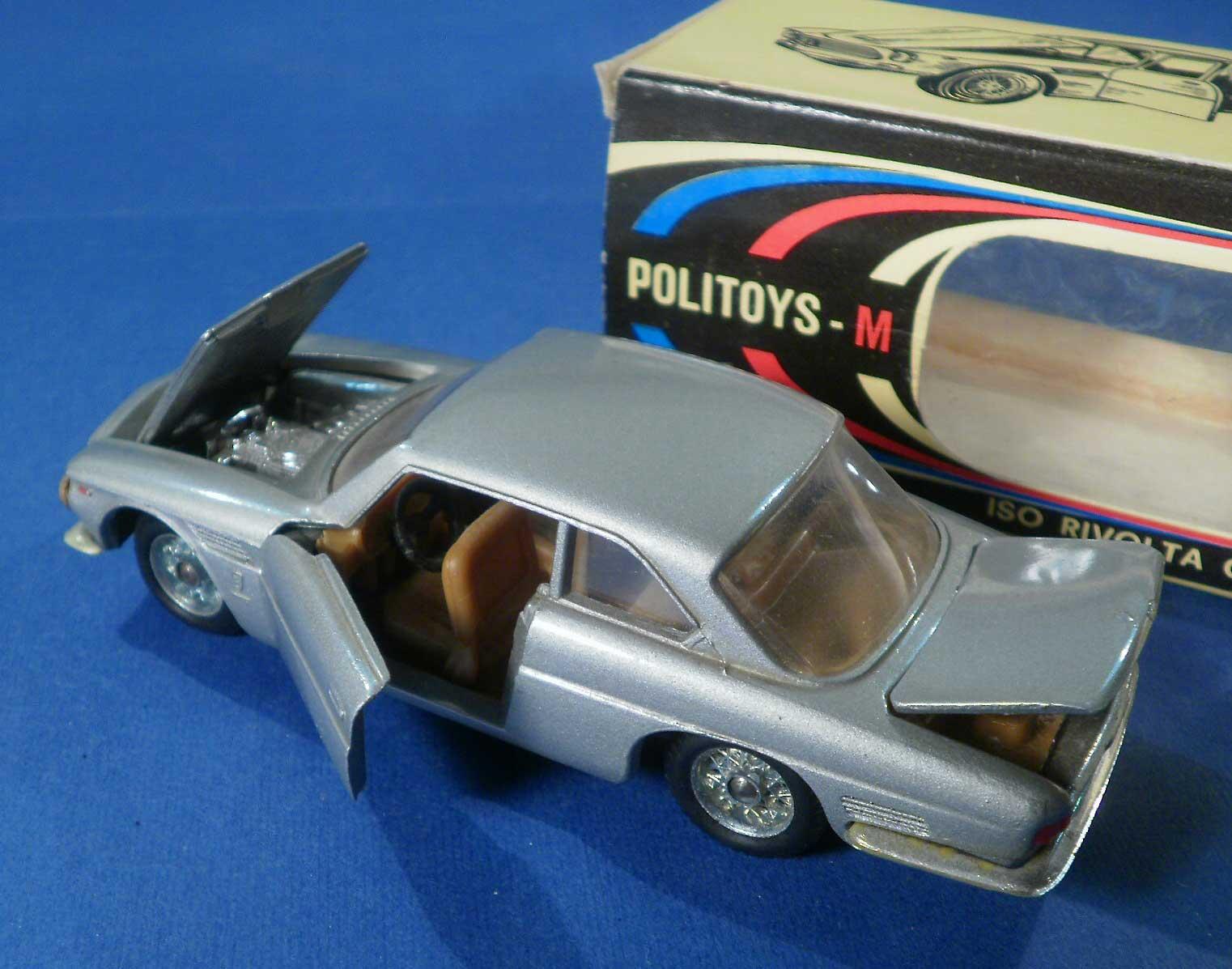 Politoys Polistil M515, ISO Rivolta Coupe GT