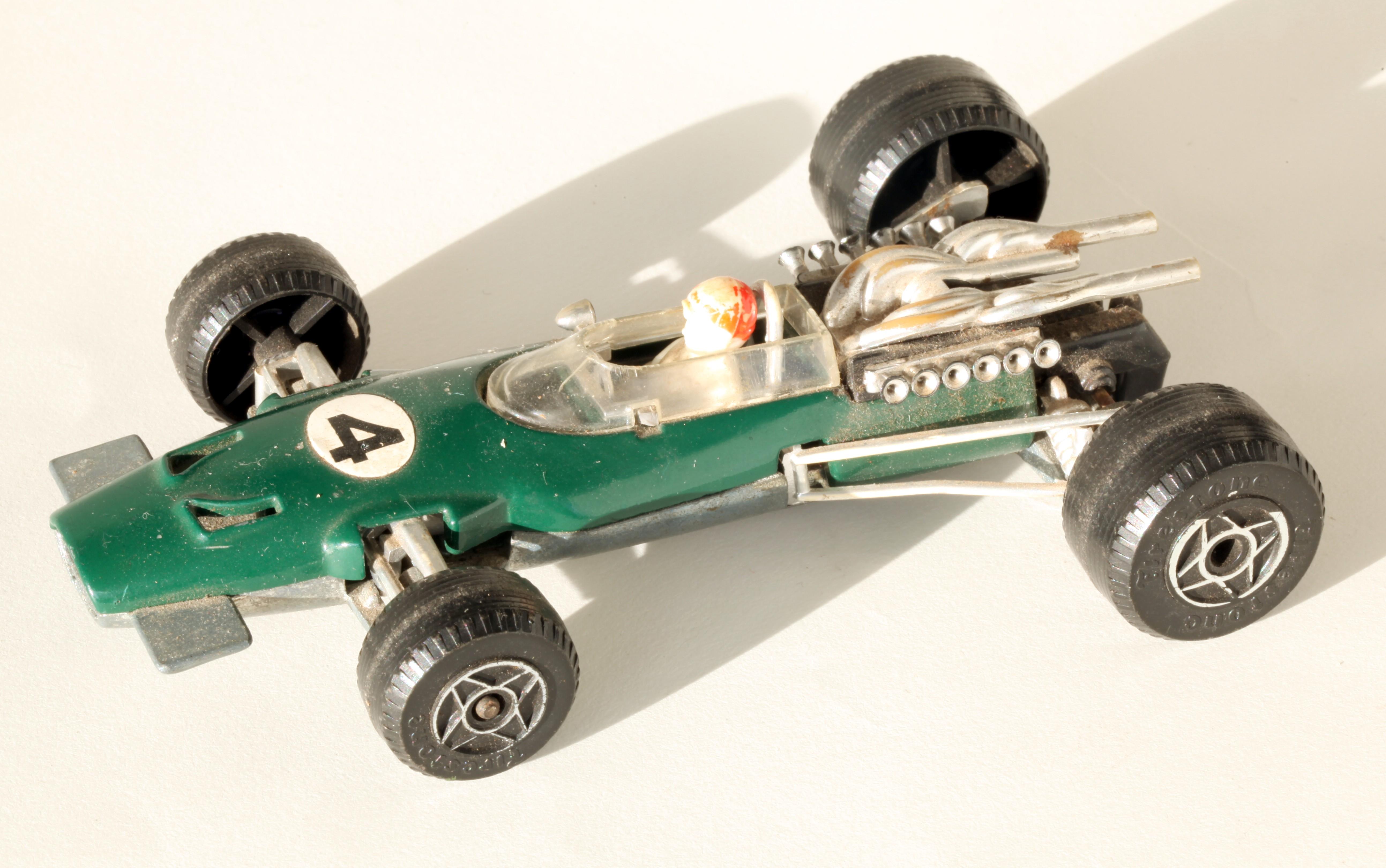 F7, BRM Formula 1