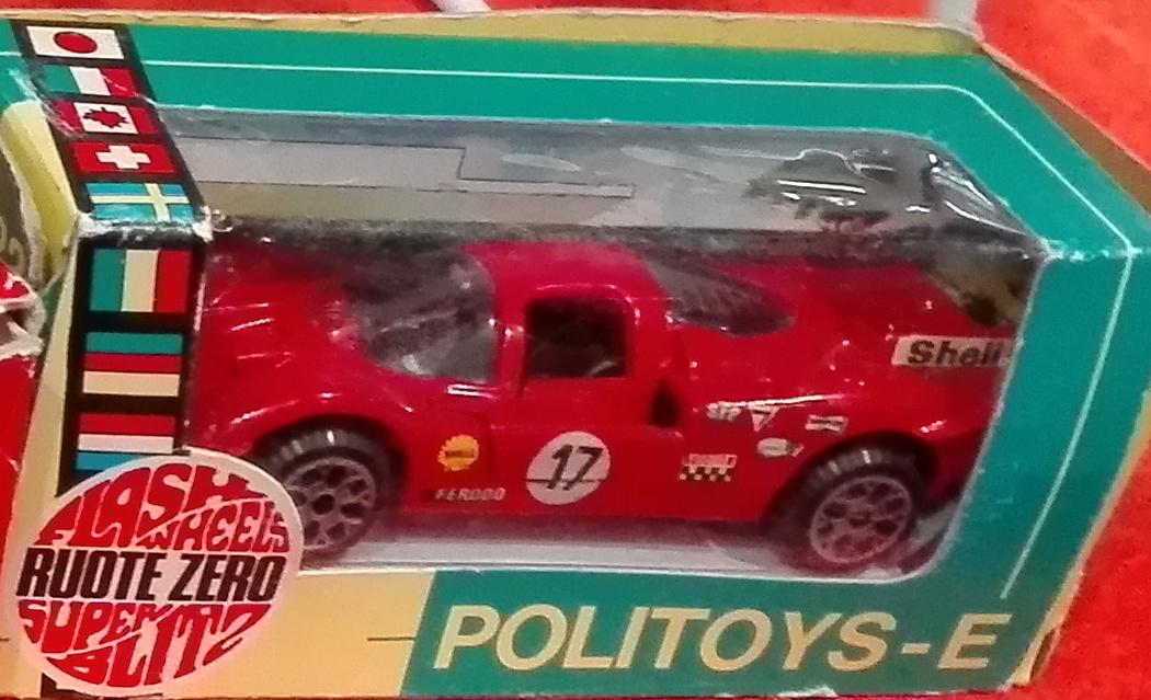 E22, Ferrari 512 S