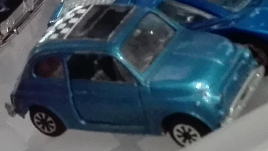 E23, Fiat 500 L Abarth