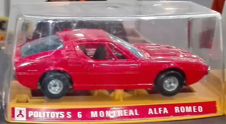 S6, Montreal Alfa Romeo